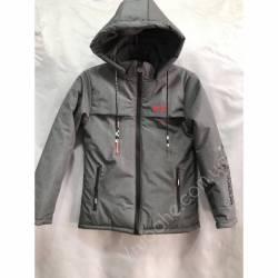 Куртка на мальчика Зима (36-44) Украина оптом -80522
