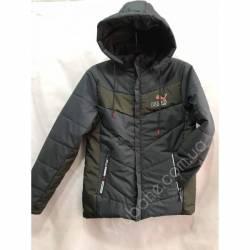 Куртка на мальчика Зима (40-48) Украина оптом -80524