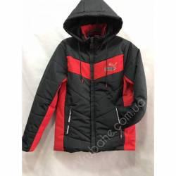Куртка на мальчика Зима (40-48) Украина оптом -80525