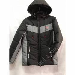 Куртка на мальчика Зима (40-48) Украина оптом -80527