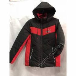 Куртка на мальчика Зима (40-48) Украина оптом -80528