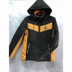 Куртка на мальчика Зима (40-48) Украина оптом -80529