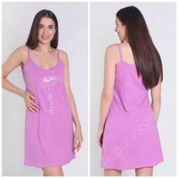 Ночная рубашка TM N.EL оптом (2XL-3XL)Украина 008-12-80561