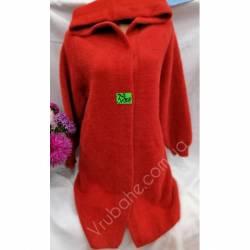 Пальто женское ткань альпака оптом(46-50)Китай 57308-80895