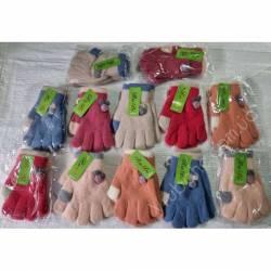 Перчатки детские на девочку оптом(4-7 лет)Китай А617-80912