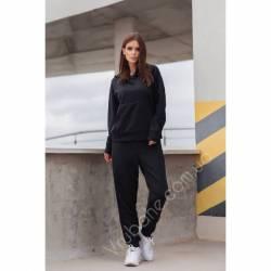 Спортивный костюм женский оптом (42-48)Украина 2140-80993