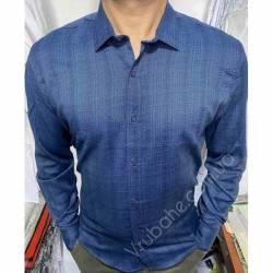 Рубашка мужская Батал Arma оптом (3XL-6XL)Турция-81483