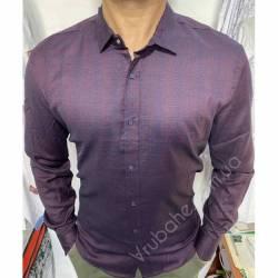 Рубашка мужская Батал Arma оптом (3XL-6XL)Турция-81484