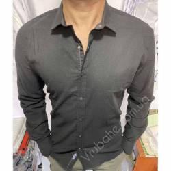 Рубашка мужская Батал Arma оптом (3XL-6XL)Турция-81500