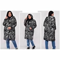 Пальто женское альпака оптом (52-56)Китай 57137-81619