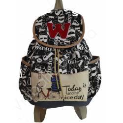 Рюкзак школьный девочка 7705