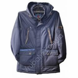 Куртка мужская-парка оптом-8813