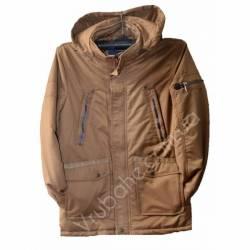 Куртка мужская-парка оптом-8817